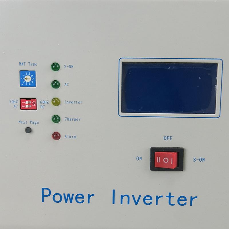 Solar Power Inverter 4000w 48v Solar Panel Off Grid Solar
