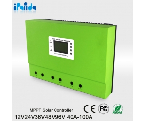 I-Panda 100A 48V MPPT solar charge controller for off-grid system