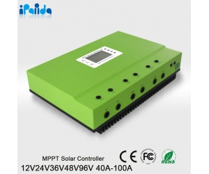 I-Panda 100A mppt solar charge controller