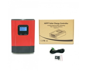 12V/24V/36V/48V mppt home controller 40a pv controller, with backlight LCD display