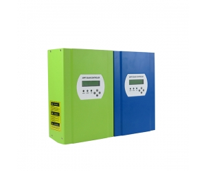 China 12V/24V/48V Automatic Recognized MPPT solar charge controller Smart2 60A