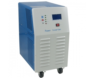 2 KW Pure Sine Wave convertidor with AC charger,LCD/LED
