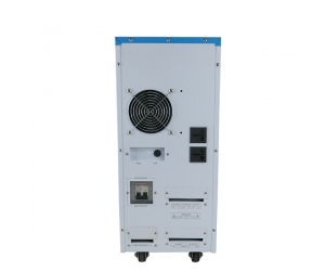 5kw 1 phase input 1 phase output frequency power inverter 48v dc to 220v ac