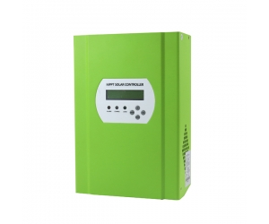 60A 12V Portable Solar Controller With Remote Monitoring