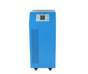 6kw dc 96V to ac 220V low frequency pure sine wave solar water pump inverter