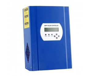 China 12V/24V/48V 50A solar cell charge controller supplier