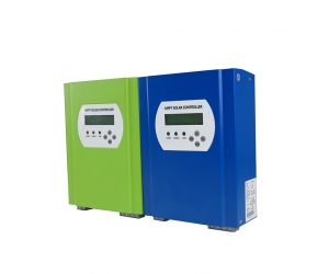 China 12V/24V/48V Smart2 25A Automatic Recognized MPPT solar charge controller price