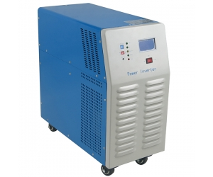 China inverter low frequency pure sine wave for off grid system 4KW
