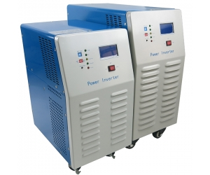 Factory inverter Smart inverter with charger and UPS 6KW