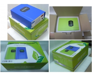 I-P-SMART1 MPPT Solar Charge Controller  China factory supplier 40A 50A 60A