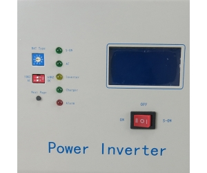 I-P-TPI2 low frequency pure sine wave intelligent power inverter 3000w