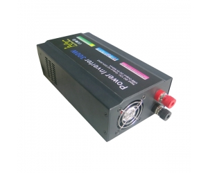 I-Panda 12v to 220v 300 watt high frequency pure sine wave inverter