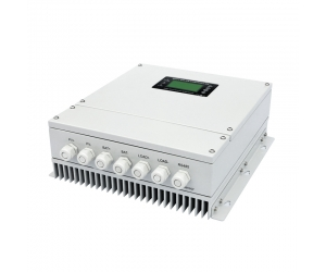 IP67 80A 12V/24V/36V/48V Outdoor Waterproof MPPT Solar Charge Controller