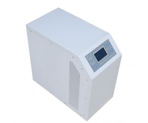 The high quality multifunction pure sine wave inverter built-in MPPT controller I-Panda HPC 2000W 30A