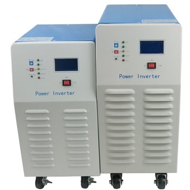 China 12v 24v 48v system optional 3000 watts peak power inverter 12v 220v 1000w charge factory