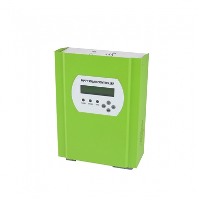 China 2013 New smart solar pannel charge controller 12V 24V 48V 25A factory
