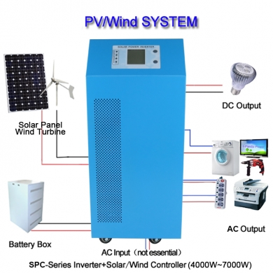 China 24v 48v 2000w pure sine wave solar inverter ac dc 220v 50hz 110v 60hz converter factory