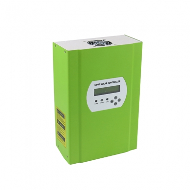 China 40a data logging solar pv battery charge regulator mppt China factory