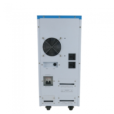 China 5kw 1 phase input 1 phase output frequency power inverter 48v dc to 220v ac factory