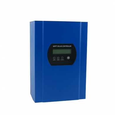China 60A Smart Control Wind Solar MPPT Charge Controller factory