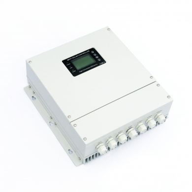 China I-Panda 80A 12V/24V/36V/48V  Outdoor Waterproof  MPPT Solar Charge Controller factory