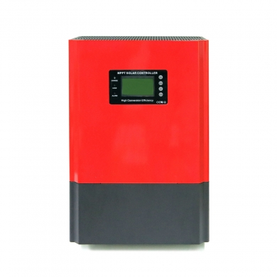 China 80A  384V MPPT solar charge controller for commercial off-grid system 33kw solar regulator factory