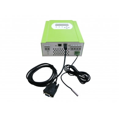 China THIS RoHS Approved 12V 24V 48V 20A Voltage MPPT Solar Charge Contoller With Remote Monitoring factory