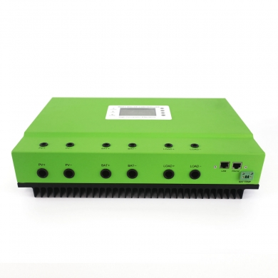 China I-Panda High efficient MPPT 48v 4100a solar charger controller factory