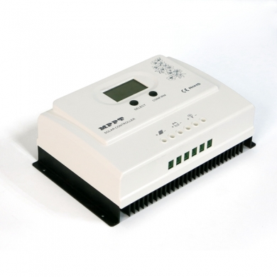 China High efficient solar system controller application 12v24v 40A-Fabrik