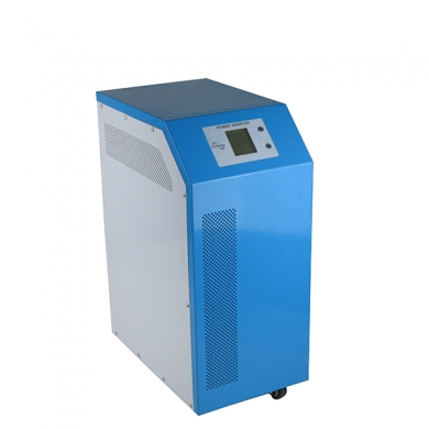 China Hot sale off grid inverter 6000w 96V dc to 220V ac power inverter factory