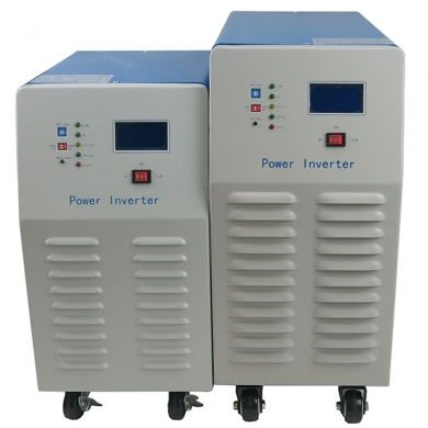 China I-P-TPI2 Pure Sine Wave Inverter / Charger / UPS 6KW factory