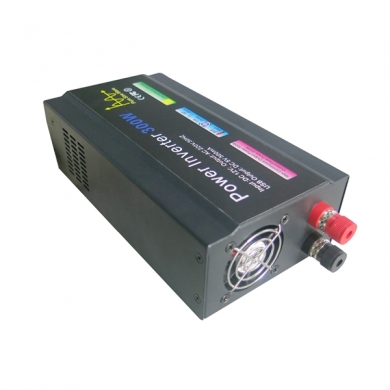 China I-Panda 12v to 220v 300 watt high frequency pure sine wave inverter factory
