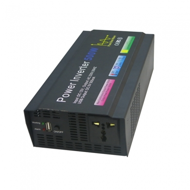 China I-Panda 12v to 220v 500 watt high frequency pure sine wave inverter factory