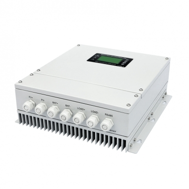 China I-Panda 80A 12V/24V/36V/48V Outdoor Waterproof  IP67 MPPT Solar Charge Controller factory