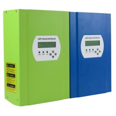 China MPPT Solar charge controller smart2 60A factory
