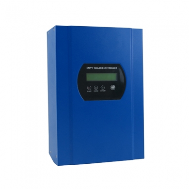 China MPPT solar controller cf battery charger DC 12V 24V 48V 96V automatic recognition 30A factory
