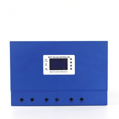 China I-Panda MASTER 100A MPPT solar regulator, 12V 24V 36V 48V charge controller 4800W factory