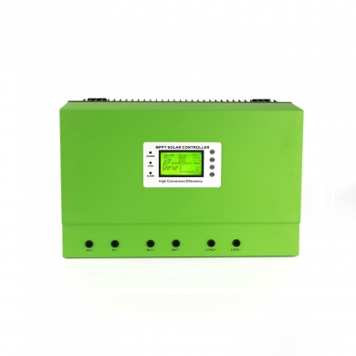 China I-Panda MASTER MPPT 80A 100A Solar Charge Controller 12v 24v 36v 48v for off grid solar system factory