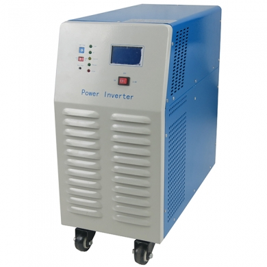 China Zonne-energie inverter 4000W 48V zonnepaneel off grid omvormer fabriek