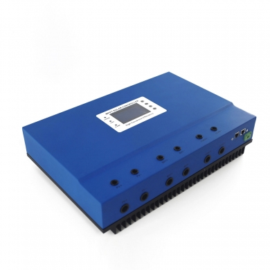 China mppt 48 volt 100A solar battery charge controller factory